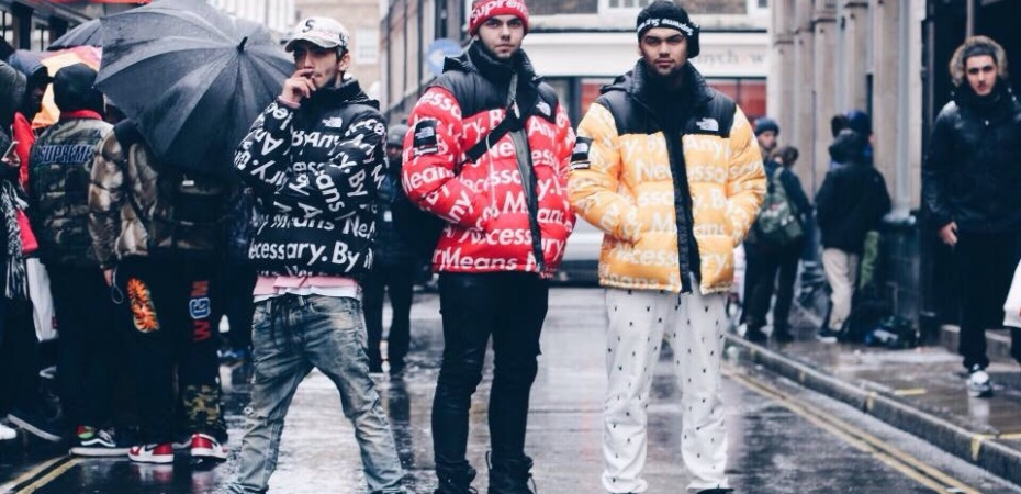 f50fd89e My thoughts on the FW15 Supreme X TNF collaboration. – TC Street Wear