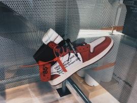 Air Jordan 1 x Off White 'Chicago'