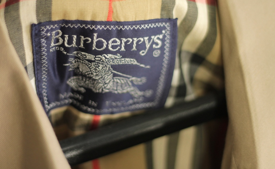 Bailey's Burberry brightens Fashion Week
