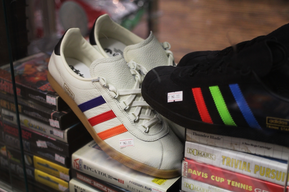 size?Exclusive Adidas Trimm Star 'VHS'